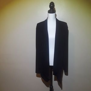Chico's cardigan black